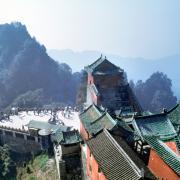 Qigong a taiji v horách WUDANG - 3. fotka